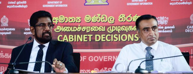 SLFP, SLPP agree to strengthen alliance