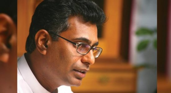 SL mustn't be used as scapegoat between US and China : MP Ranawaka