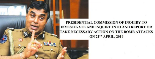 Arrest of DIG Nalaka weakened process to arrest Zaharan; Ex-IGP