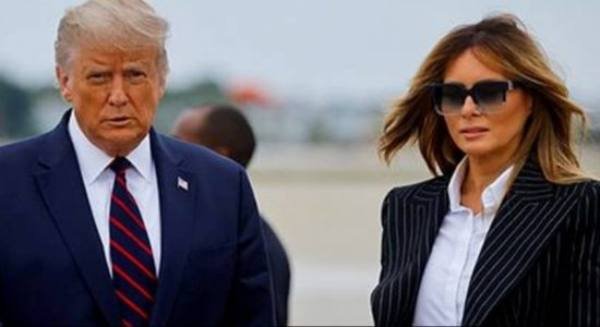 US President Donald Trump tweets he and first lady test positive for Covid-19