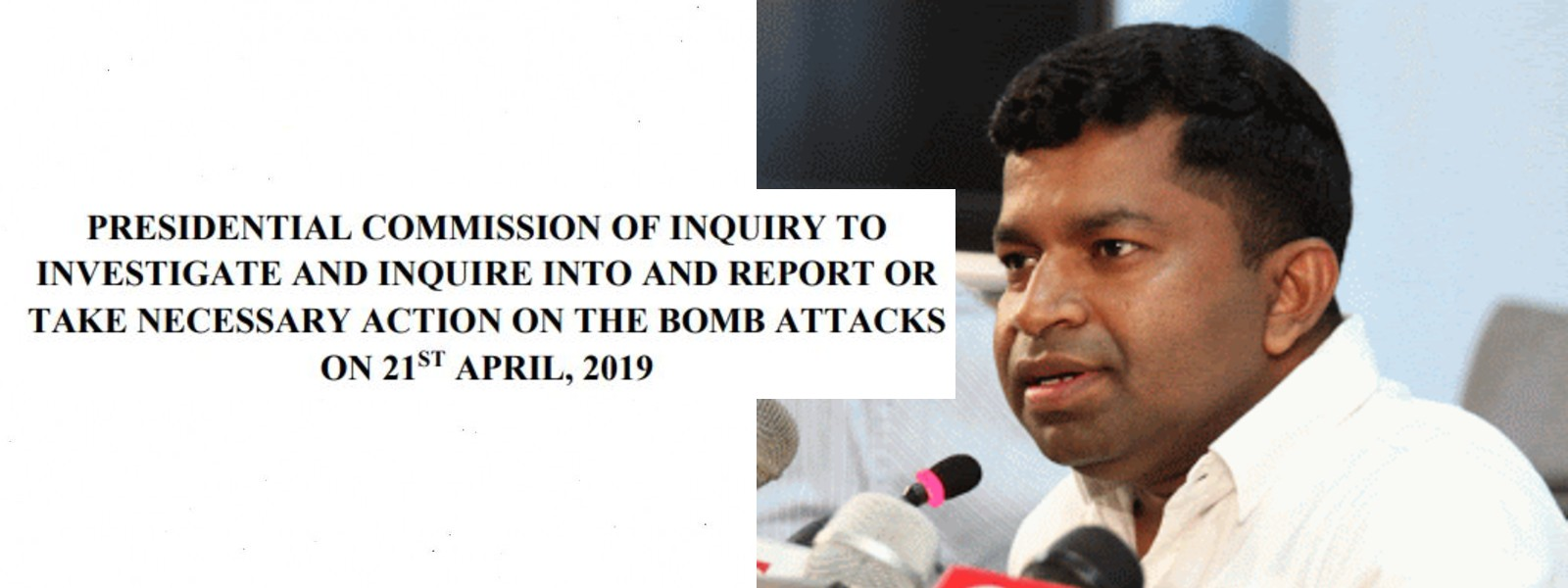 'Pillayan' testifies for the first time at PCoI probing 2019 April Attacks