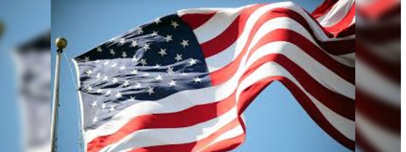 U.S. delegates inspected the Hambantota International Port today.