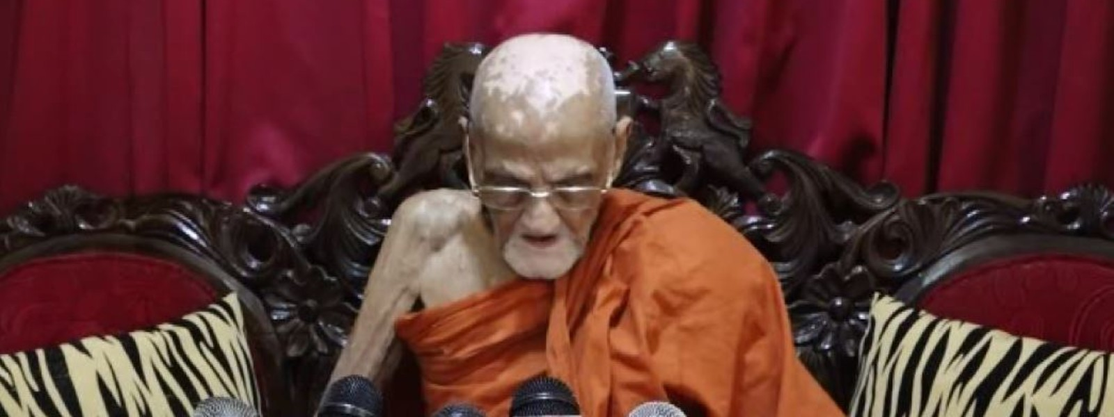 Mahanayake of the Sri Lanka Ramanna Sect passed away