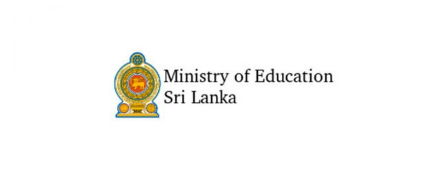 Education Ministry seeks recommendations to re-open schools