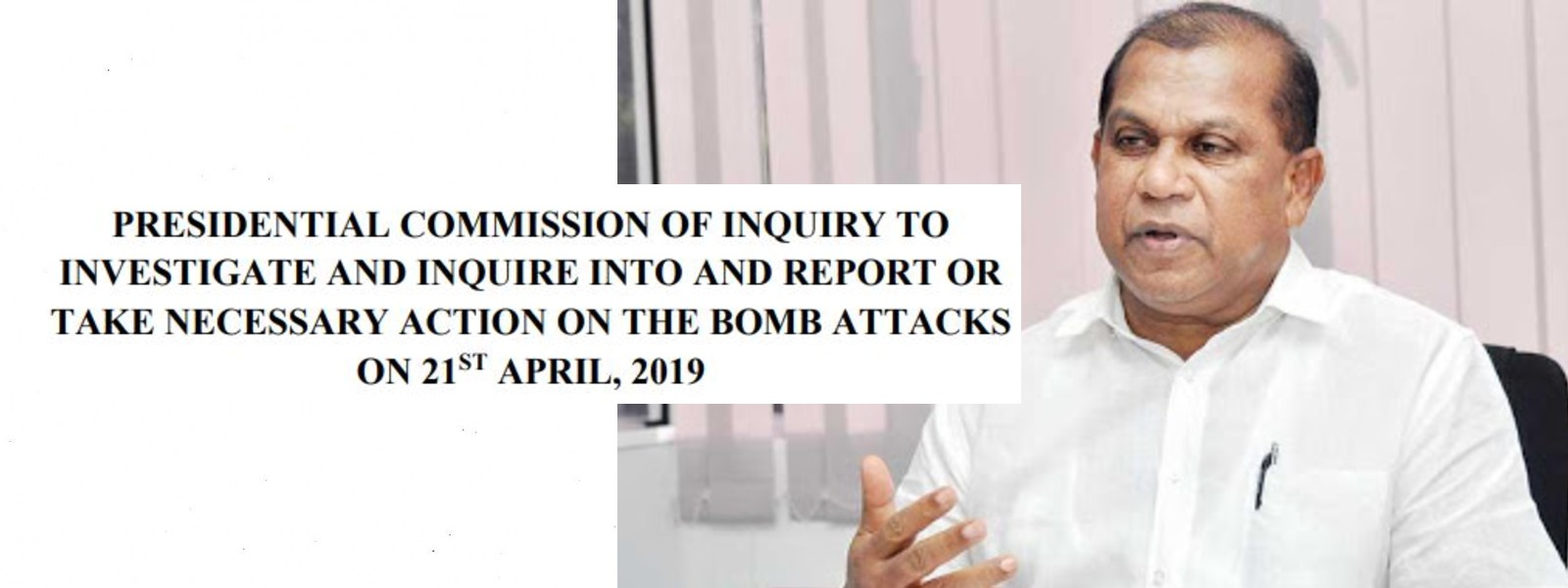 Multiple events led to the 2019 April 21st Attacks – Ranjith Madduma Bandara
