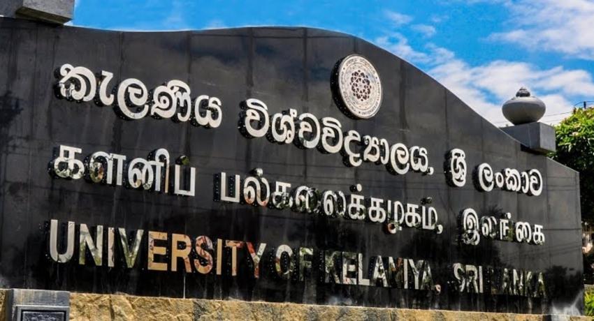 Student at Kelaniya University confirmed COVID-19 positive