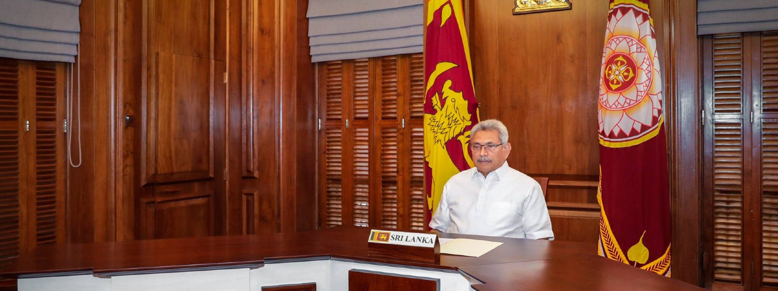 Sri Lanka committed to protect and sustainably manage natural resources – President