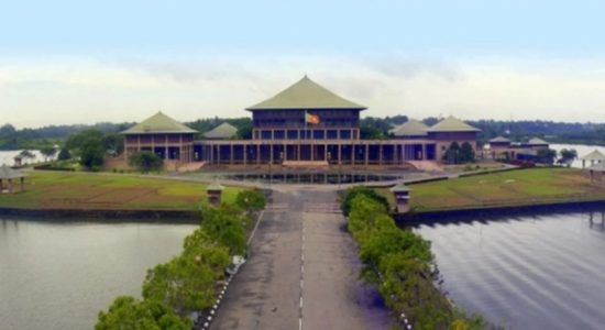 SJB tells speaker to allocate separate seating for 09 expelled MPs