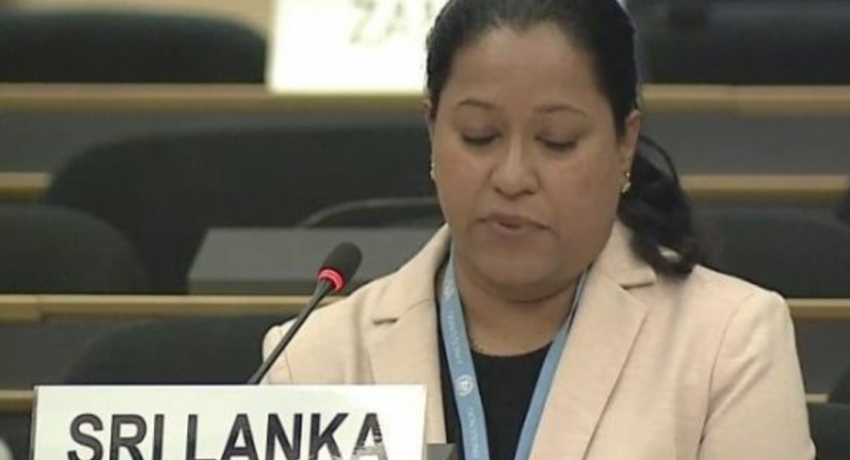 Sri Lanka responds to UN Human Rights Chief's report
