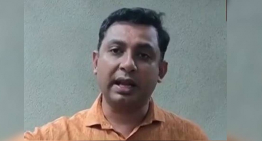 Destruction has struck agricultural sector: MP Rohana Bandara