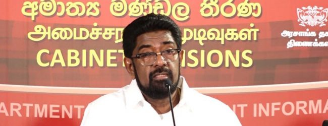 CID chief's transfer not politically motivated : Keheliya