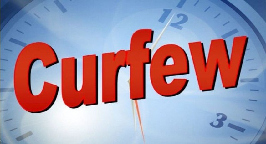 Quarantine Curfew for Kotahena from 06:00 PM on Thursday (22)