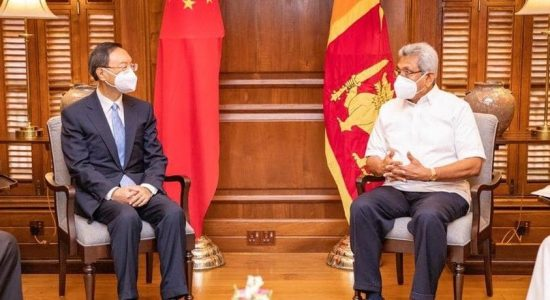 Chinese delegation assures continuous assistance towards Sri Lanka's development