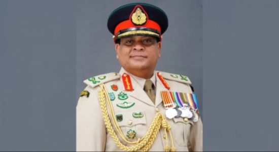 No decision to impose island wide curfew; Army Commander