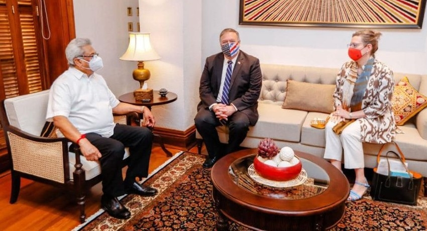 Sri Lanka not in a debt trap though China helped develop infrastructure; President