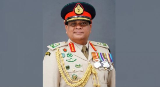 'As a responsible Army the prime duty is to contribute to national prosperity'; Army Commander