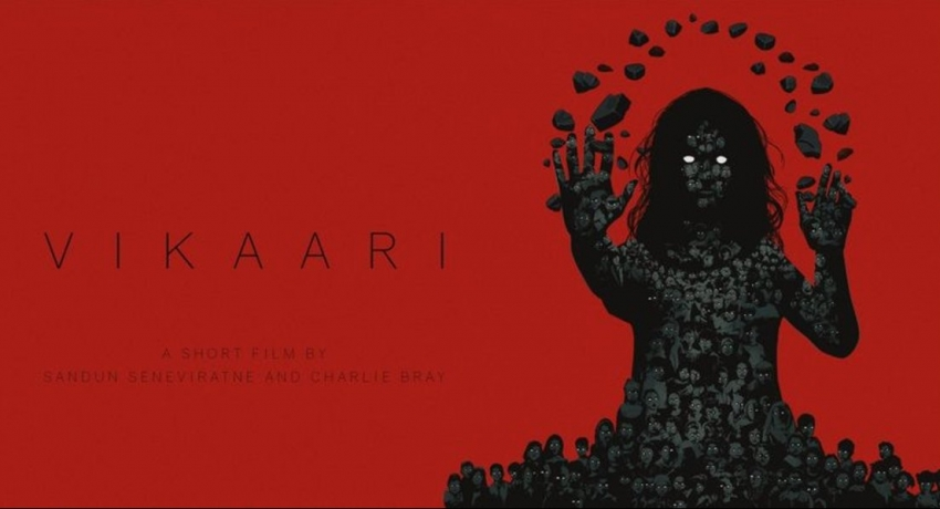 "Sri Lankan Short Film ""Vikaari"" wins big at L.A. Screamfest"