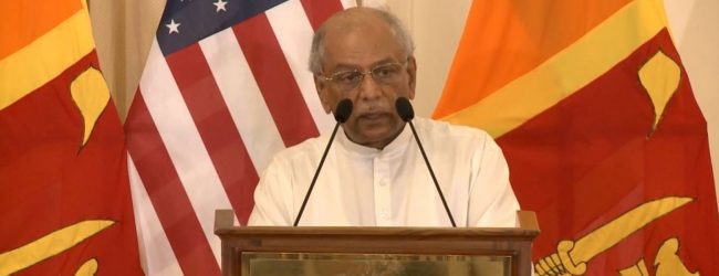 Sri Lanka's foreign policy will remain neutral; Foreign Minister (VIDEO)
