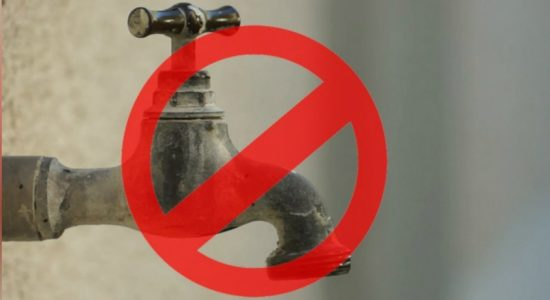 11-hour water cut for several areas in Colombo: NWSDB