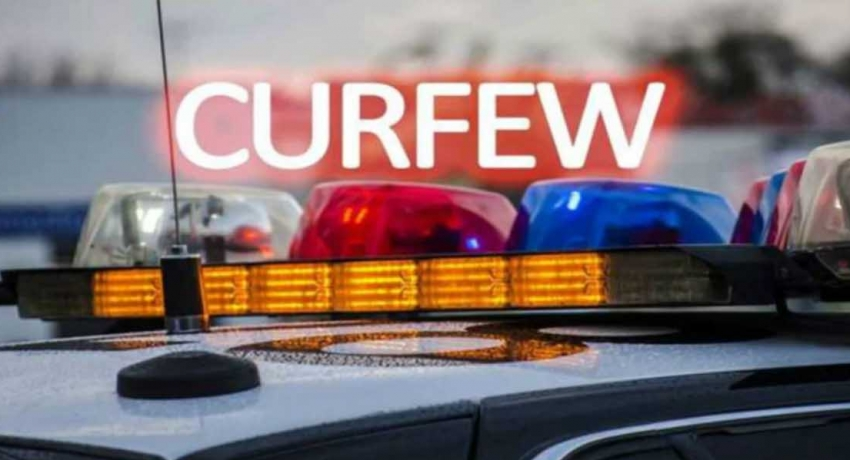 Police Curfew for Gampaha Police Jurisdiction