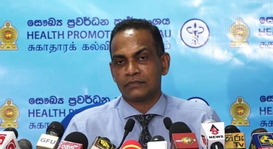 No decision on island-wide lock-down; Health Ministry