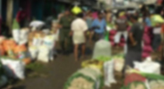 Manning Market will be shifted to Peliyagoda from 16th November