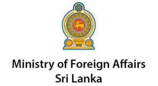 Foreign Ministry cautions Sri Lankan travellers over payment scams