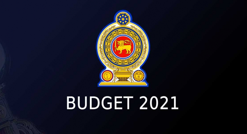 Sri Lanka's 2021 budget to be tabled in Parliament tomorrow