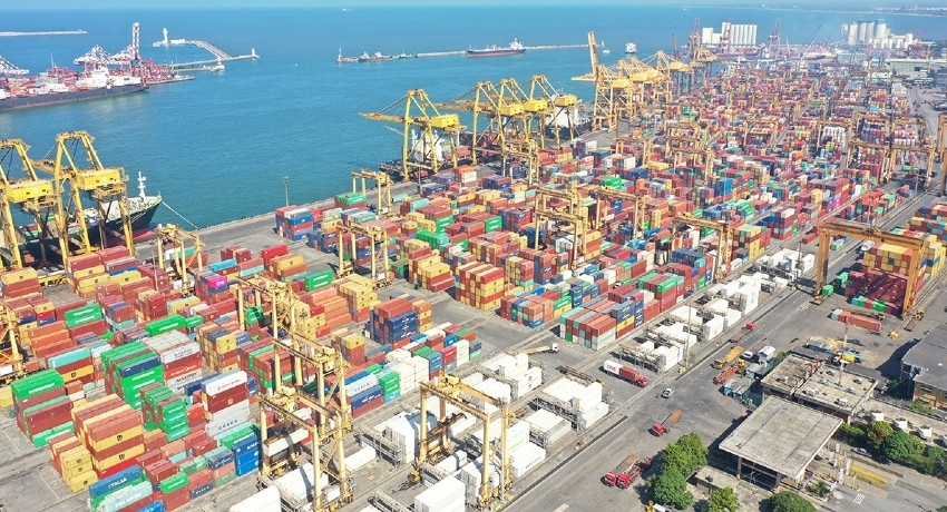 Outrage on joint venture in Colombo Port with India's Adani Group