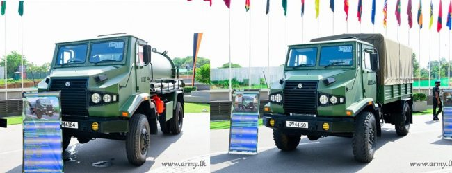 'Made in Sri Lanka' UniCOLT Vehicles to be Manufactured at SLEME Workshop