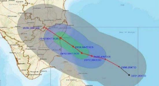 Low depression in Bay of Bengal can turn into cyclonic storm