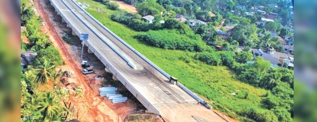 Kamburupitiya Entrance on Southern Expressway will be opened on 16th Nov.