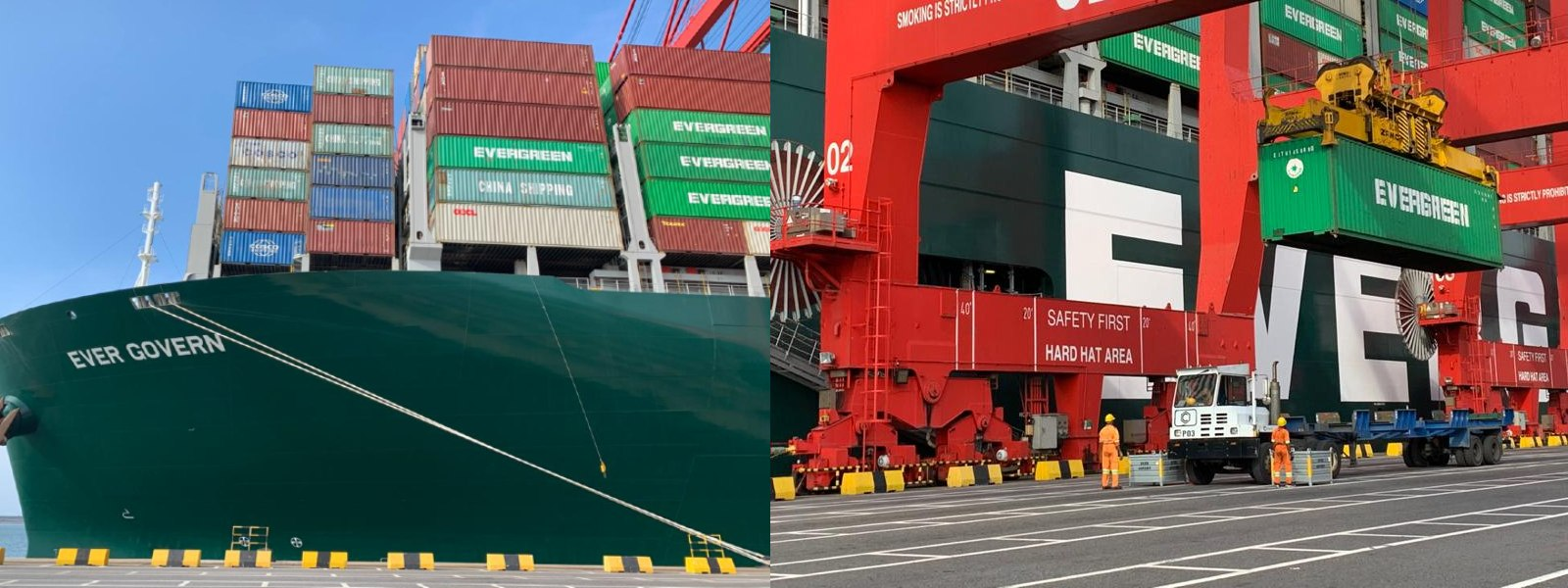 82 garbage-filled freight containers to be shipped back to the UK