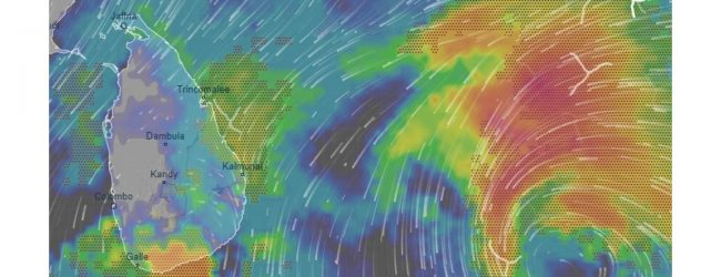 Low pressure system in Bay of Bengal likely to intensify into a cyclonic storm
