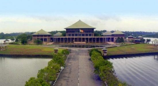 Parliament approves delayed 2020 budget amidst financial mismanagement claims