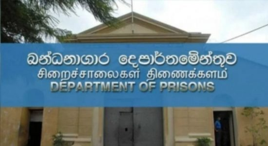 Prisoners will only be released after 14-days in Quarantine