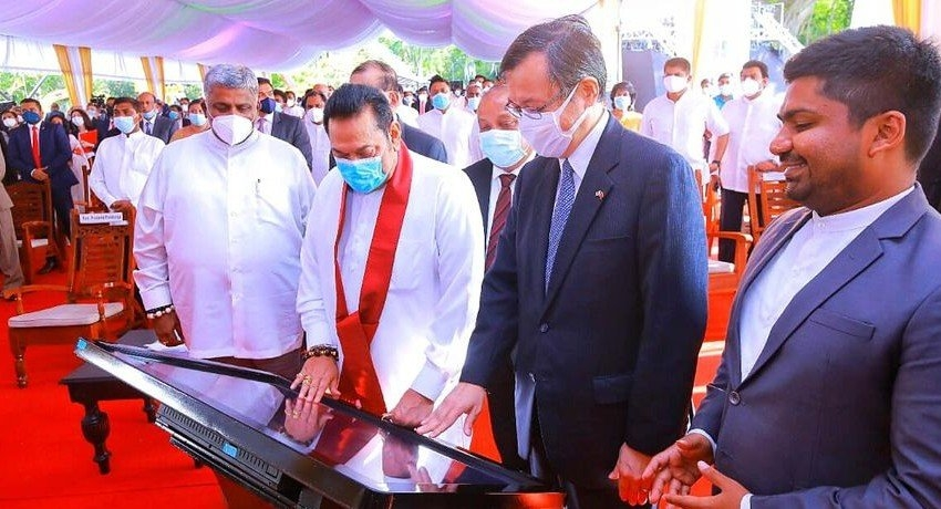 Prime Minister inaugurates Phase II of BIA expansion project