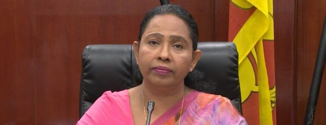 Willing to jump into the river to protect SL from COVID-19 : health minister