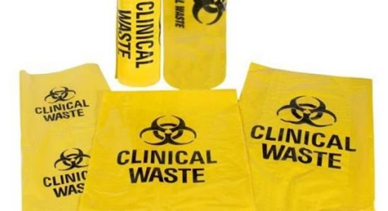 Guideline issued for the disposal of masks, gloves etc., – CEA