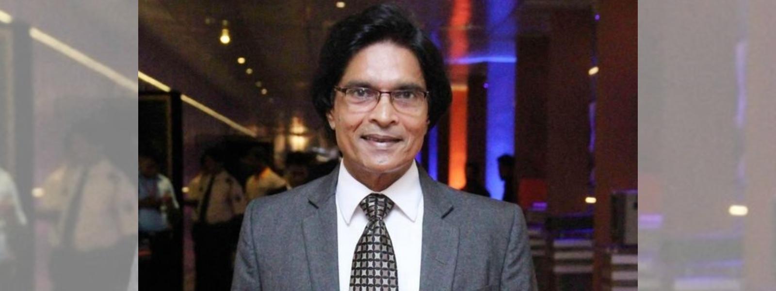Veteran journalist Sydney Chandrasekara bids final adieu