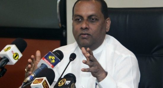Kandy tremor report submitted to environment minister