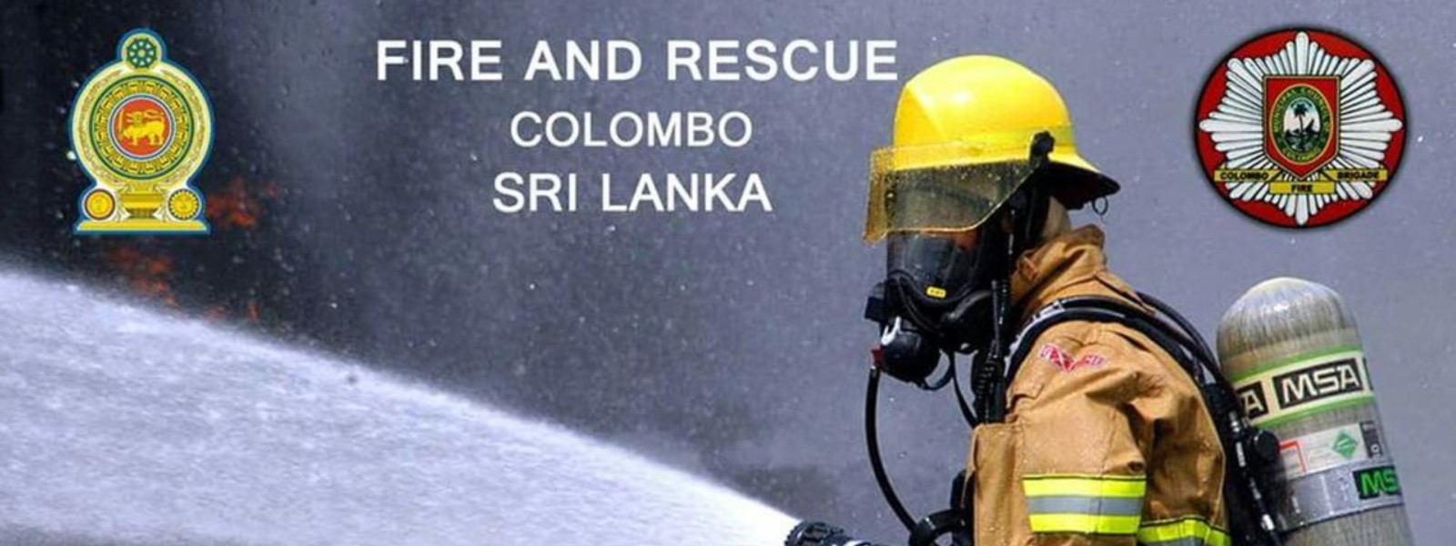 Fire-Fighters in Colombo exposed to COVID-19