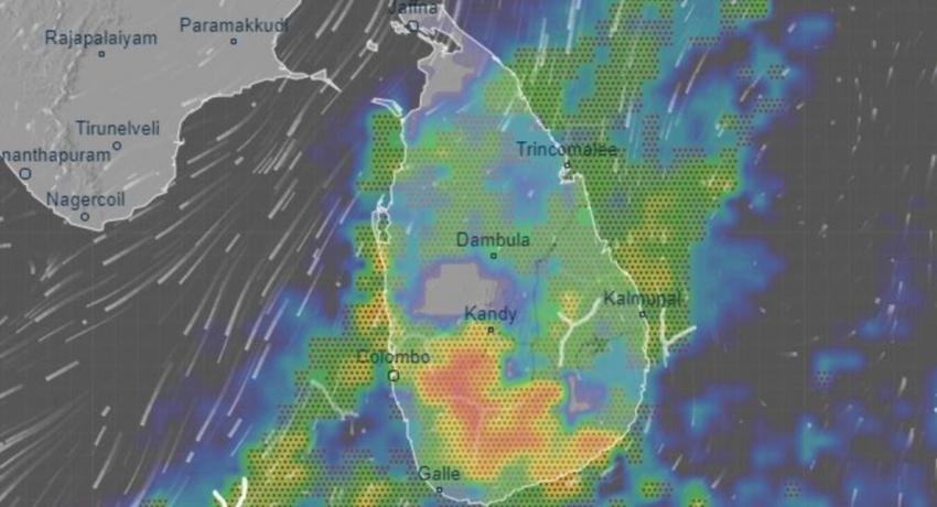 Very heavy rainfall above 300 mm likely at some places – Met. Dept.