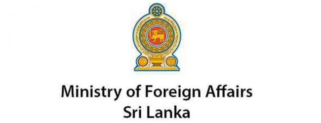 10 Sri Lankans evacuated from Tigray in Ethiopia, scheduled to arrive in Sri Lanka today
