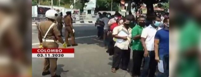 Public hit by difficulties in obtaining curfew passes