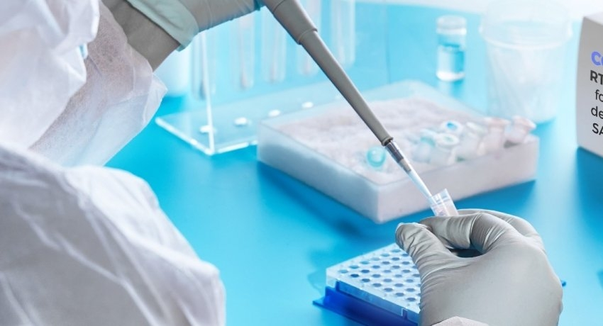 Was a preliminary study conducted prior to granting permission for a firm to import Rapid Antigen Test kits?