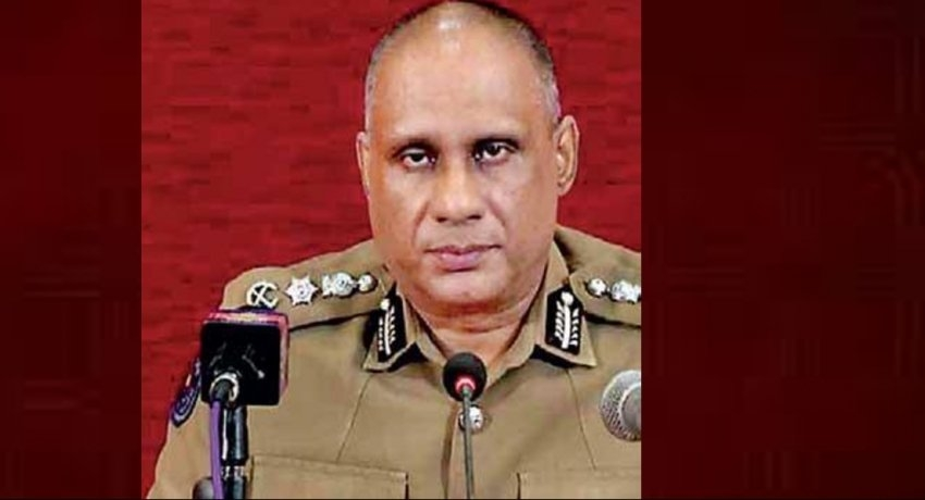 C. D. Wickramaratne is the new Inspector General of Police
