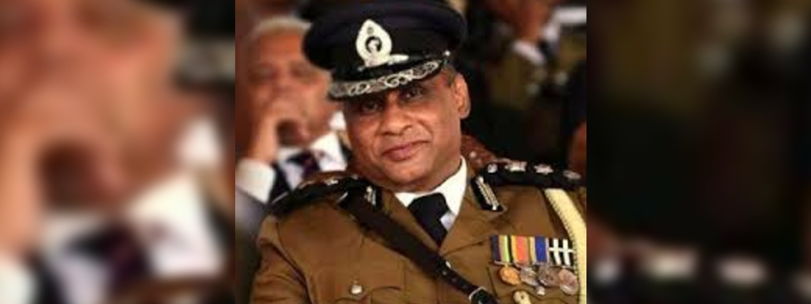 C. D. Wickramaratne assumes duties as the newly appointed Inspector General of Police
