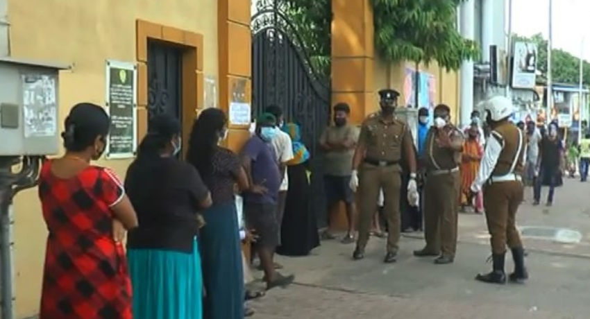 Many in Colombo outraged over the delay in providing relief