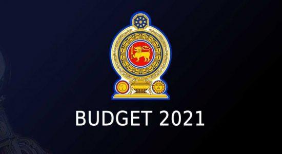 Live Blog: Budget 2021 – Live updates